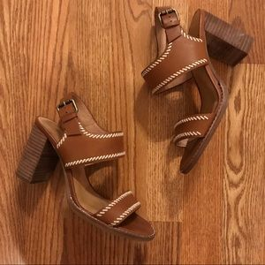 Madewell Cora Stitched Sandals